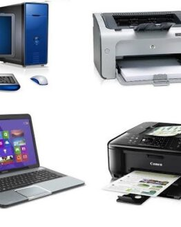 Computer and Printers