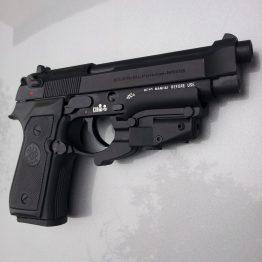 beretta 92fs laser
