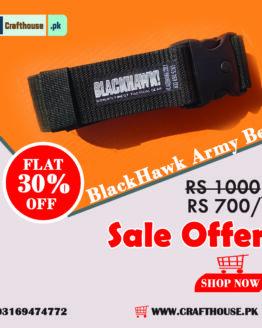 black hawk army belt