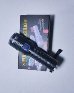 bright flashlight