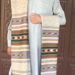 Pattua shawl