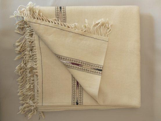Australian wool shawl