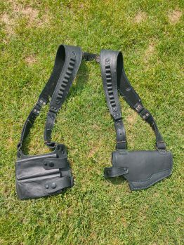 Double sided holster