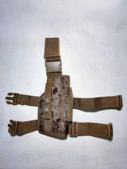 Thigh holster