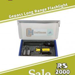gepass flashlight